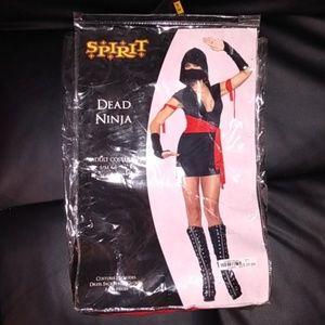 Dead Ninja Costume